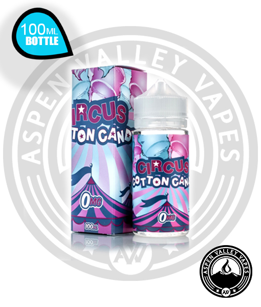 Circus Cotton Candy Vape Juice