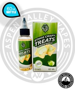 Ethos Crispy Treats Green Apple Vape Juice