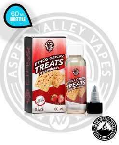 Ethos Crispy Treats Strawberry Vape Juice