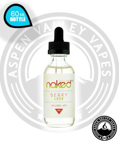 Naked 100 Berry Lush Vape Juice