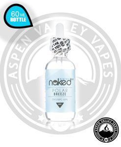 Naked 100 Polar Breeze Vape Juice