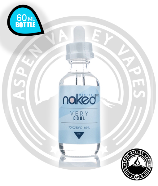Naked 100 Very Cool Vape Juice