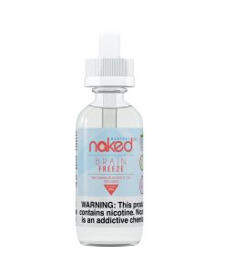 Naked100 Menthol Brain Freeze