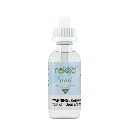 Naked100 Menthol Polar Breeze