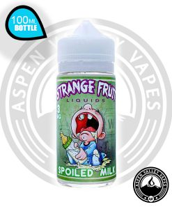 Strange Fruit Liquids Spoiled Milk Vape Juice
