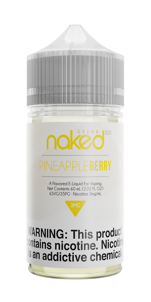 Naked 100 Pineapple Berry