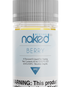 Naked 100 Berry