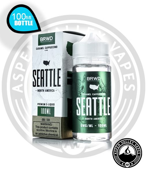 BRWD Seattle Vape Juice