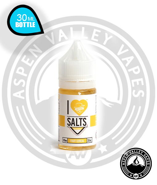 I Love Salts Fruity Cereal Vape Juice