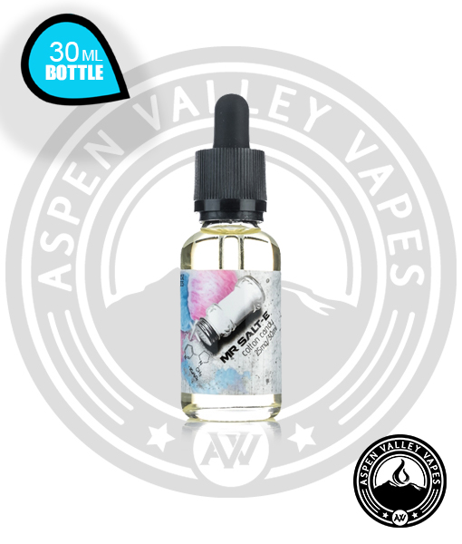 Mr Salt E Cotton Candy Vape Juice