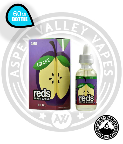 Reds Apple Grape Vape Juice