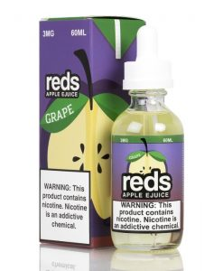 Reds Apple Grape E-Liquid