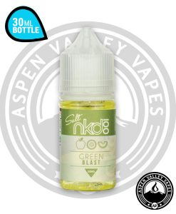 naked 100 salts green blast