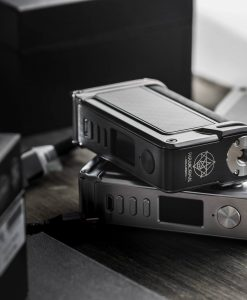 dna250c paranormal by lost vape