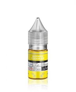 Basix Banana Cream Pie Salt E-Liquid By Glas