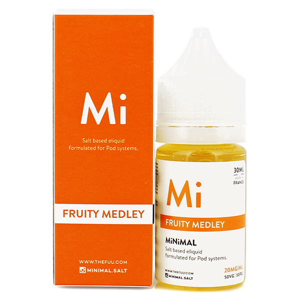 Minimal Salt Nic Fruit Medley E-Liquid