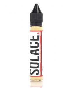 Solace Salts Strawberry Hard Candy Vape Juice