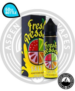 Fresh Pressed Honey Comb Berry 60mL Unicorn Bottle