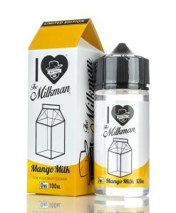 I Love The Milkman Mango Milk E-Liquid