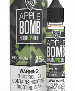 VGOD Salt Nic Apple Bomb