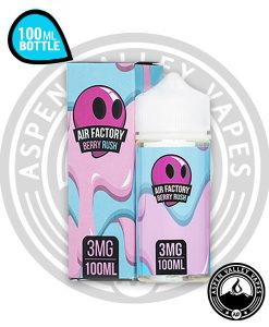 Air Factory Berry Rush 100mL Unicorn Bottle