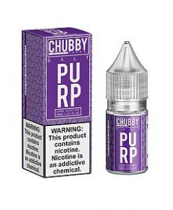 Chubby Bubble Salts Purp