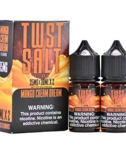Twist Salt Mango Cream Dream